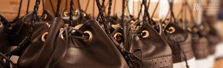 Leather Goods Manufacturer Handbags